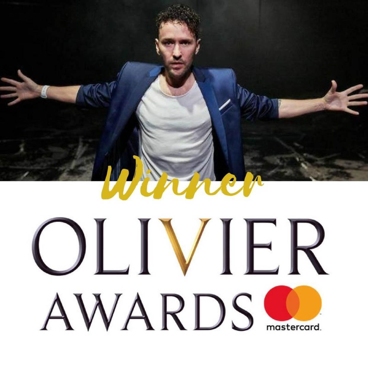 Killology Oliver Award winner for Outstanding Achievement in Affiliate Theatre