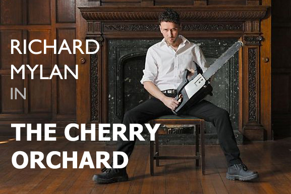 Richard Mylan in The Cherry Orchard