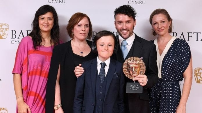 'Richard and Jaco: Life with Autism' wins two BAFTA Cymru Awards